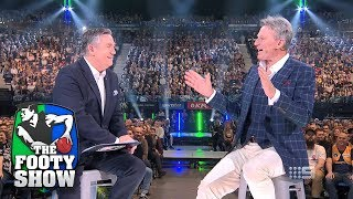 All-time best moments from 25 years of The Footy Show   AFL Footy Show 2018