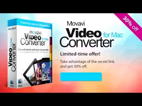 How to Convert Movies to MP4 on Mac
