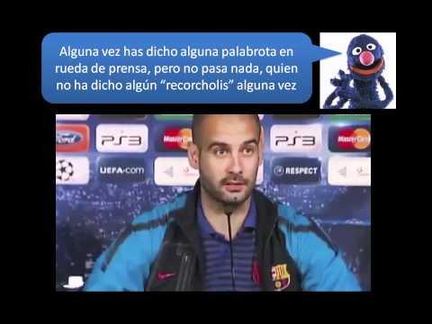 Las lecciones de Coco - Homenaje a Guardiola.avi