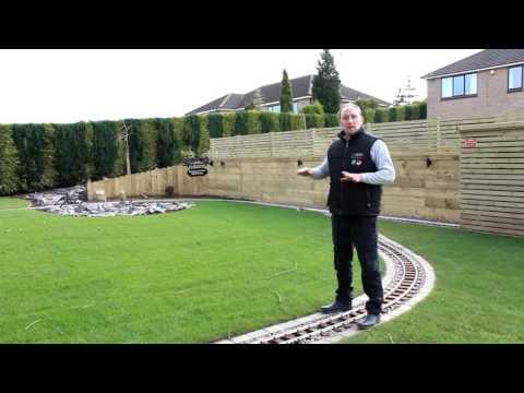 The Wilmott dream garden build explained by Robert Ling, LGD