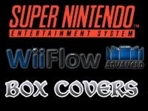 How To Run SNES Roms With Covers On Wiiflow