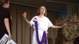 English Drama Club - Oh no - Not Shakespeare
