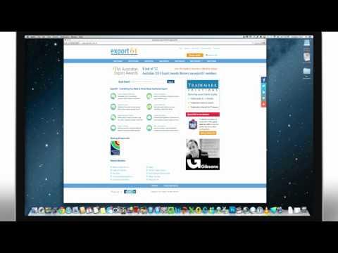 Australian Export Online @ export61