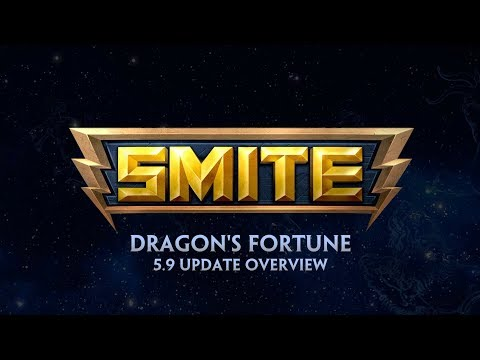 SMITE - 5.9 Update Overview - Dragon's Fortune