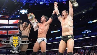 NXT TakeOver: New Orleans - RELIVE NOW only on WWE Network!