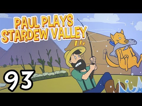 Stardew Valley - Barn Upgrade and New Baby Goat!! - Stardew Valley Gameplay Playthrough - Ep. 93