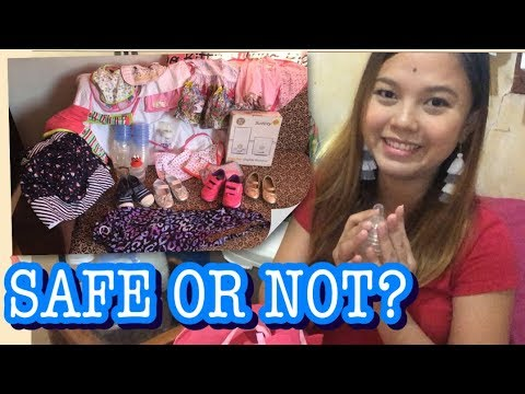 BUNTIS VLOG: Hand-me-downs/secondhand items for BABY (haul with tips) | ARA CASAS