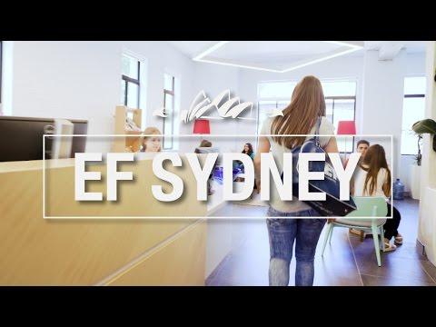 EF Sydney – Campus Tour