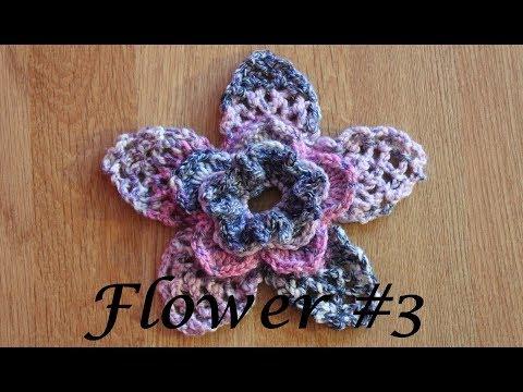 3D Flower - Embellishment #3