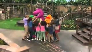 Barney & Friends Welcome Cousin, Riff