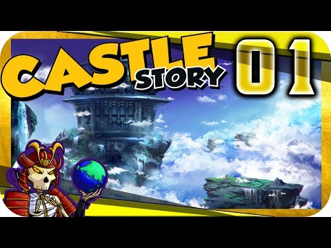Castle Story 0.9 Early Access | Invictus New Start | Let's Play Castle Story Gameplay