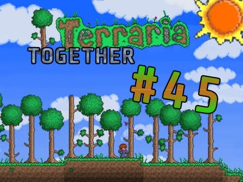 Let´s Play Together Terraria #45 [Deutsch][Full-HD] Wizard NPC