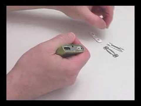 DigiExpress - iPod Mini Battery Installation