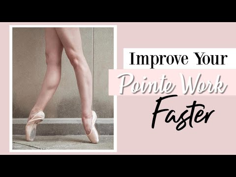 Improve Your Pointe Work Faster | Kathryn Morgan