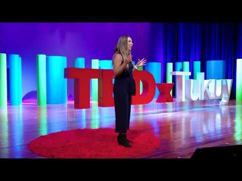 ¿Pueden los tatuajes ayudarnos a conocer nuestro estado de salud?  | Katia Canepa | TEDxTukuy