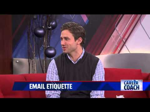 Career Coach on Fox 17 - Email Etiquette