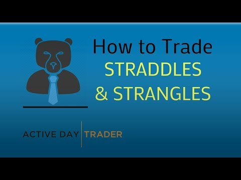 How To Trade Straddles & Strangles | Simple, Quick And Profitable Options Trading Strategy