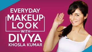 GRWM: Divya Khosla Kumar Everyday Makeup Look | Get Ready With Divya Khosla Kumar | S01E02