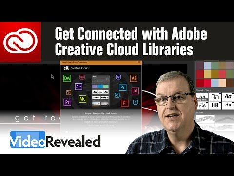 Get connected with Adobe Creative Cloud Libraries