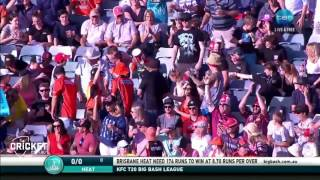 Highlights: Scorchers v Heat - BBL06