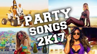 Top 50 Best Party Songs of 2017