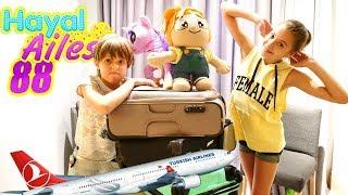 Hayal AIlesi Moskova'ya gitmeye hazırlanıyor! Çocuk dizisi