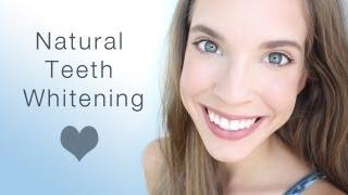 NATURAL TEETH WHITENING REMEDIES!