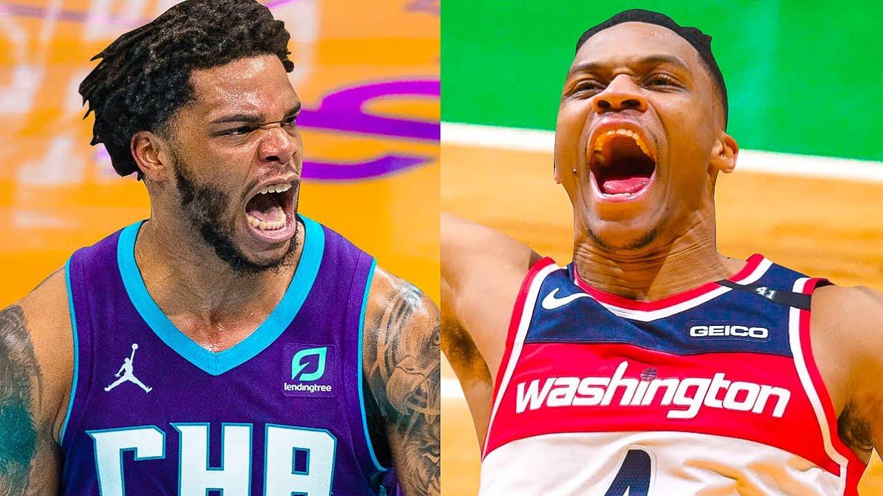 "NBA ""Badass!"" MOMENTS"