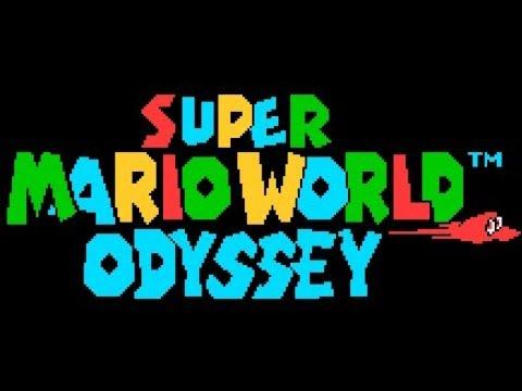 Super Mario World Odyssey - Trailer #1 [BETA DOWNLOAD IN DESCRIPTION]