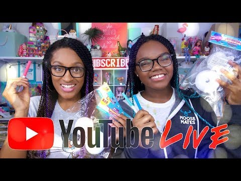 YouTube LIVE with The Froggys | Q&A | SQUISHIES | Fan Mail & more