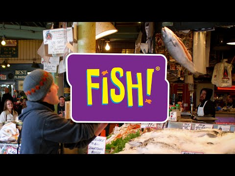 Improve Teamwork, Customer Service and Retention with The FISH! Philosophy