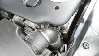 e60 alternator noise