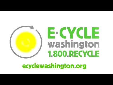 E-Cycle Washington public service announcement