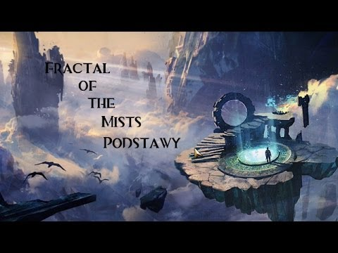 Guild Wars 2 Fractal of the mists podstawowe informacje ( gameplay pl )
