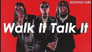 Migos ft. Drake - Walk it talk it (Sub en Español)
