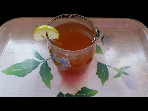 निम्बू की चाय हिंदी मे LEMON TEA  IN HINDI- A MOUTH WATERING AND HEALTHY BEVERAGE