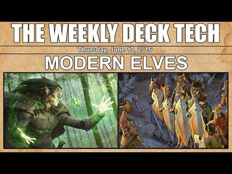 MTG Weekly Deck Tech: Modern Elves