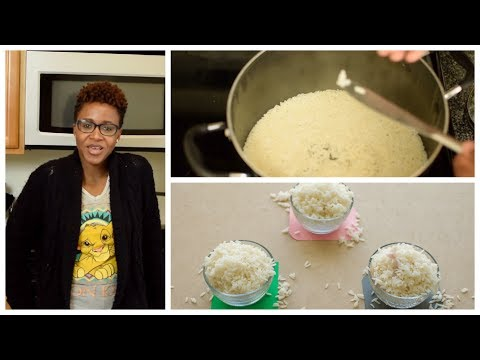 RICE USING 3 METHODS: EASY STEP BY STEP GUIDE FOR BEGINNERS
