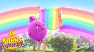 SUNNY BUNNIES - The Broken Rainbow   Season 4   Cartoons for Children