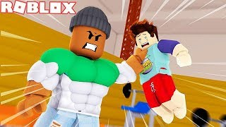 ROBLOX GYM BULLY