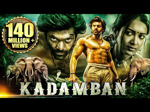 Kadamban (2017) Full Hindi Movie   Arya, Catherine Tresa   Riwaz Duggal   New Released