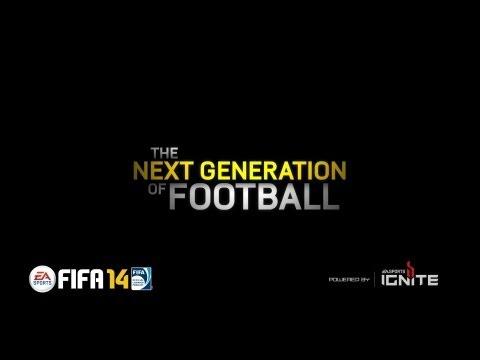 FIFA 14   Official E3 Trailer   Xbox One & PS4