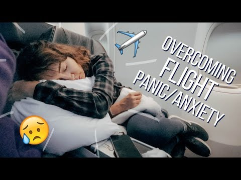 My Top 10 Tips on Flying with Anxiety