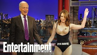 David Letterman Returning To TV With Netflix Talk Show | News Flash | Entertainment Weekly