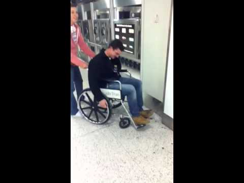 Airport wheel chairs