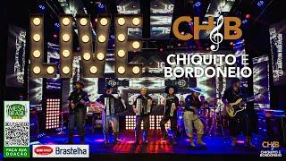 LIVE  CHIQUITO E BORDONEIO - NOVOS TEMPOS 25 ANOS