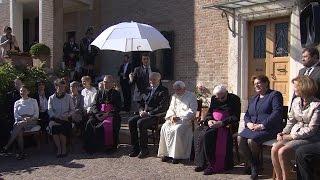 Thế Giới Nhìn Từ Vatican 13-19/04/2017: Đức Bênêđíctô thứ 16 – Những hình ảnh mới nhất