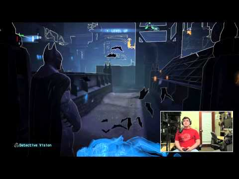 Penguin's On A Boat - TheHollerPlays Arkham Origins 4