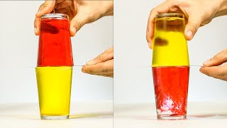 10 EASY SCIENCE EXPERIMENTS TO DO AT HOME
