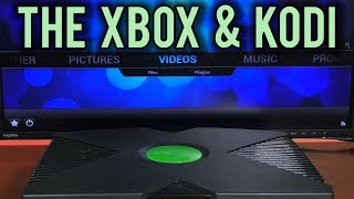 MY 2TB HARD MODDED ORIGINAL XBOX WITH XBMC AND XECUTER 2 6
